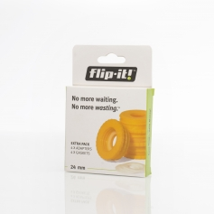 Flip-It! Extra Adapter Pack - Yellow