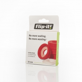 Flip-It! Extra Adapter Pack - Red