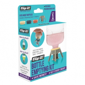 Flip-It! Bottle Emptying All In One Beauty Pack