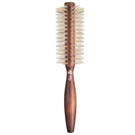 Style GLS White Torino 100% All Natural White Boar Bristle Barrel Brush Collection