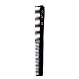 Pegasus Hard Rubber Comb (602) Men's Pocket Comb