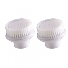 MBK Replacement Brush Heads for Clarifying Brush - Soft