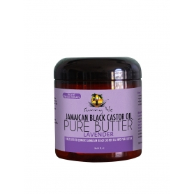 Sunny Isle Jamaican Black Castor Oil Pure Butter with Lavender