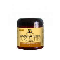 Sunny Isle Jamaican Black Castor Oil Pure Butter with Coconut