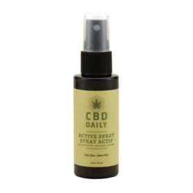 CBD Daily Active Spray (2oz/60ml)
