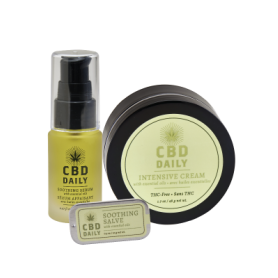 CBD Daily Collection