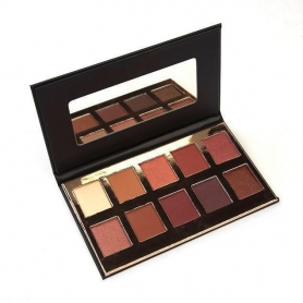 Crown Pro 10 Color Fuego Collection Palette