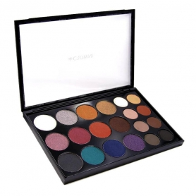 Crown Pro Eyeshadow Bold Collection Palette