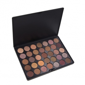 Crown 35 Color Java Eyeshadow Collection Palette