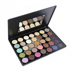 Crown 35 Color Back to Basics Shadow Palette