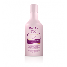 Inoar POS Progress Home Care Shampoo, Conditioner & Leave-In Set 3x250ml/8.4oz
