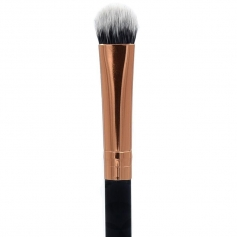 Crown Rose Gold Collection - Deluxe Chisel Fluff Brush (CRG4)