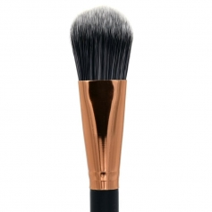 Crown Rose Gold Collection - Deluxe Large Foundation Brush (CRG7)