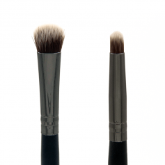 Crown Infinity Brush Series - Deluxe Shadow / Crease Duet Brush (C476)