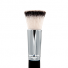 Crown Syntho Brush Series - Deluxe Flat Bronzer Brush (SS014)