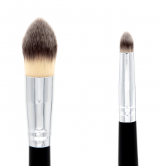 Crown Syntho Brush Series - Deluxe Double Sided Blender Brush (AC011)