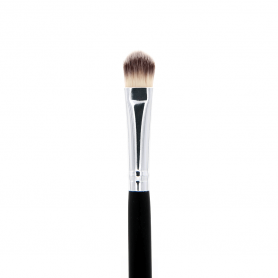Crown Syntho Brush Series - Deluxe Oval Concealer Brush (SS004)