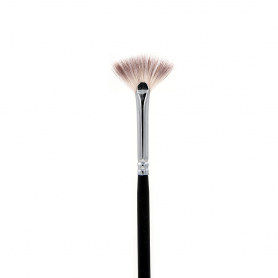 Crown Syntho Brush Series - Deluxe Mini Fan Brush (SS005)