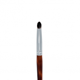 Crown Italian Badger Brush Series - Round Tapered Crease Brush (IB116)