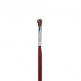 Crown Italian Badger Brush Series - Oval Taklon Lip Brush (IB117)