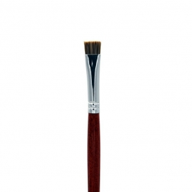 Crown Italian Badger Brush Series - Flat Liner / Camo Brush (IB130)