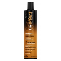 Griffus Liss Effect Shampoo - 400ml / 13.5oz