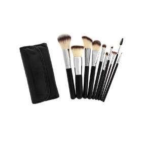 Crown 10pc Professional Syntho Brush Set (516)