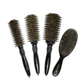 Bio Ionic BoarShine Barrel Brush