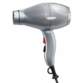 GammaPiu Ion Ceramic S Hair Dryer - White