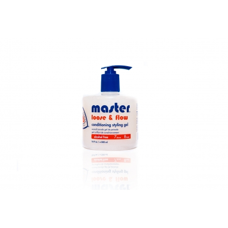 Master Loose & Flow Conditioning Styling Gel (500ml/16.9oz)