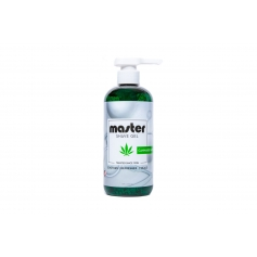 Master Cannabis Sativa Oil Shave Gel (473ml/16oz)