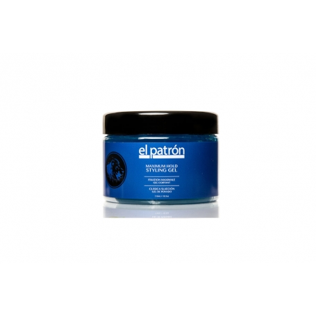 El Patron Maximum Hold Styling Gel (310ml/10.5oz)