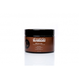 El Patron Brown Color Enhancing Styling Gel