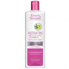 Every Strand Keratin + Aloe Vera & Vitamin E Repairing Conditioner (399ml/13.5oz)