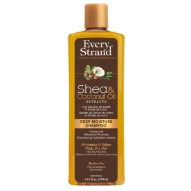 Every Strand Shea & Coconut Oil Deep Moisture Shampoo (399ml/13.5oz)