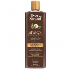 Every Strand Shea + Coconut Oil Deep Moisture Conditioner (399ml/13.5oz)