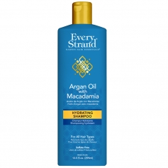 Every Strand Argan Oil w/ Macadamia Hydrating Shampoo (399ml/13.5oz)
