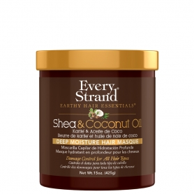 Every Strand Shea + Coconut Oil Deep Moisture Hair Masque (425g/15oz)