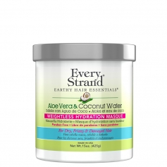 Every Strand Aloe Vera + Coconut Water Weightless Hydration Masque (425g/15oz)