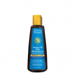 Every Strand Argan Oil + Macadamia Hair Polisher (177ml/6oz)
