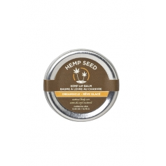 Hemp Seed Natural Body Care Lip Balm Tin