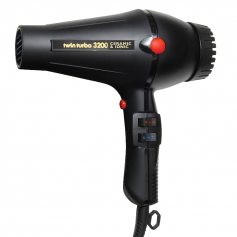 Turbo Power TwinTurbo 3200 Ceramic Ionic Hair Dryer