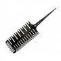 ProStylingTools 3-Way Sectioning Highlighting & Foiling Comb - Black