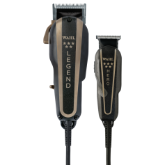 Wahl Professional 5 Star Barber Combo (8180) 5 Star Legend Clipper (8147) 5 Star Hero Trimmer (8991)