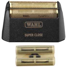 Wahl Professional 5 Star Finale Super Close Replacement Foil & Cutter Bar Assembly (7043)