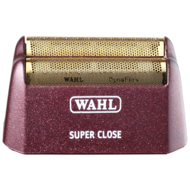 Wahl Professional 5 Star Super Close Shaver/Shaper Replacement Foil - Gold (7031-200)