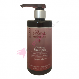 Royal Moroccan Salon Pro Clarifying Shampoo