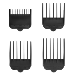 Wahl Professional 1-4 Black Cutting Guides (3160-100)
