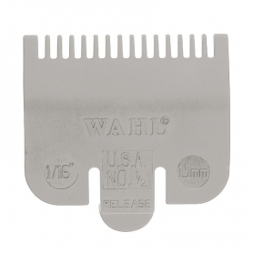 Wahl Professional 1/2 Color-Coded Light Gray Nylon Cutting Guide (3137-101)