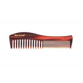 The Spa Comb Cellulose Acetate Tortoise Comb (41521)